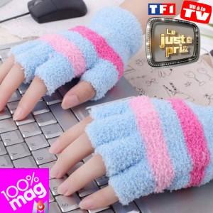 gants usb chauffant
